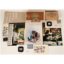 Stamp Collection  (123023)