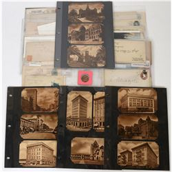 Postal Cover Collection (23)  (124318)