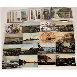 "Early Postcards ""Nova Scotia and San Francisco"" Collection  (120269)"