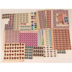Stamp Collection in Blocks and sheets  (123122)