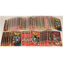 Bronze Age Donald Duck Comics (Lot of 150)  (120683)