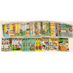 Donald Duck Gladstone Comics  (124466)