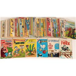 Foreign Comic Books (113)  (124544)