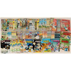 Gladstone WD Donald Duck Comic Books (117)  (124467)