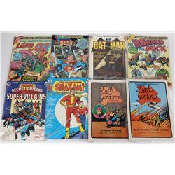 Marvel, DC Comic Collector Set  (124510)