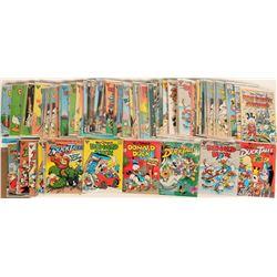 Uncle Scrooge & Donald Duck Comic Box  (124473)
