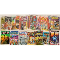 Underground & Adult Comic Collection  (124471)