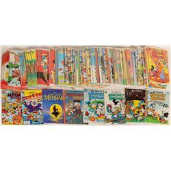 Walt Disney Mickey, Donald & Specials Comic Books  (124475)