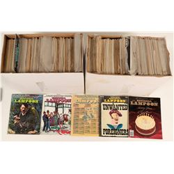 National Lampoon Magazines - 2 Boxes  (108417)