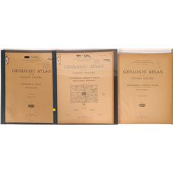 North Dakota  USGS Geologic Folios  (112329)