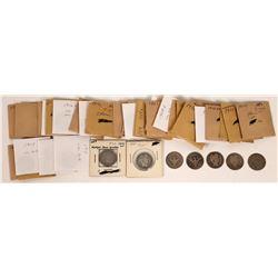 Barber Quarter Collection  (124167)