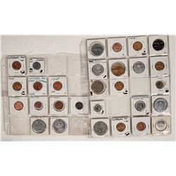 Confederate Coin Restrikes and Copies  (125542)