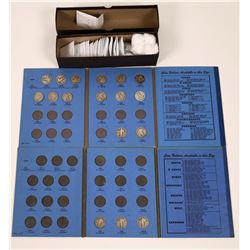 Liberty Standing Quarter Collection (106 quarters)  (124161)
