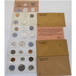 U.S. Proof Sets (5)  (124046)