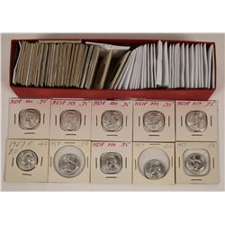 Washington Quarter Collection (124 quarters)  (124157)