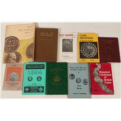 European Coin Reference Books  (125141)