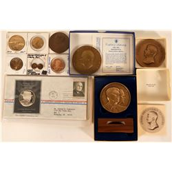 Presidential Medal Collection  (124004)