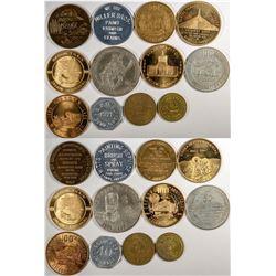 Oregon Token/Medal/So Called Dollar Collection  (124023)