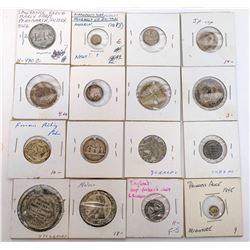 British Counters & Tokens of White Metal  (122945)