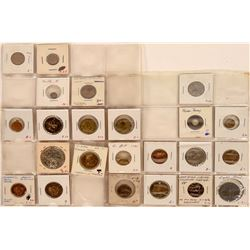 British Token and Medal Collection  (122940)
