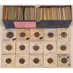 VQGB 1/2 Sovereign HUGE LOT of 136 Pieces  (122081)
