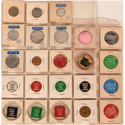 Exeter California Token Collection  (122658)