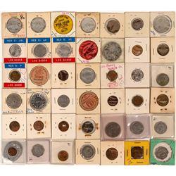 Los Banos CaliforniaToken Collection  (122932)