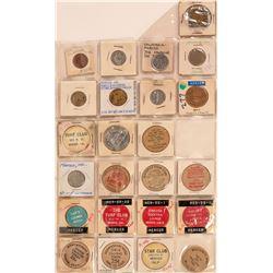 Merced California Token Collection  (122935)