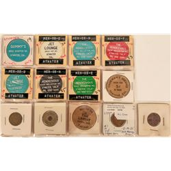 Merced County California Tokens  (122934)