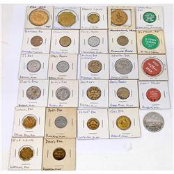 Minnesota Token Collection (24)  (124069)
