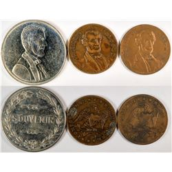 Abraham Lincoln Counters  (122984)
