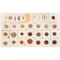 Foreign Coin Collection  (122076)