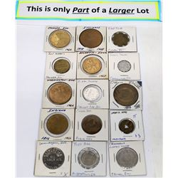 Midwestern Token Collection  (124064)