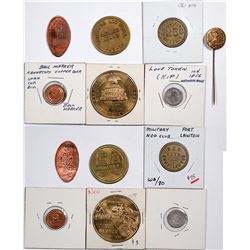 Miscellaneous Tokens (7)  (122194)