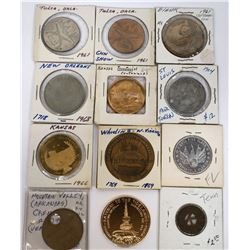 Southern States Token Collection (12)  (124071)