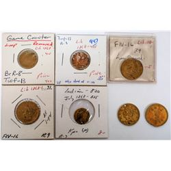 U.S. Gold Coin Counters   (122951)