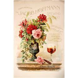 Jacob Hoffman Brewing Print  (85162)