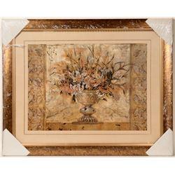 Framed Prints of Flowers (4)  (110581)
