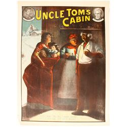 Lithograph of Uncle Tom's Cabin  (78972)