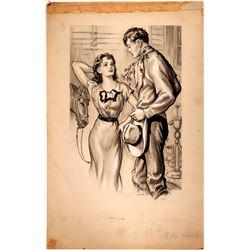 Romance in the Barn  (109866)
