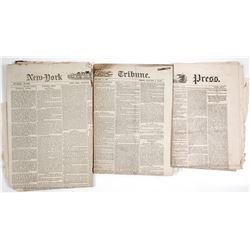 Crazy Horse Mentioned Newspapers  (63912)