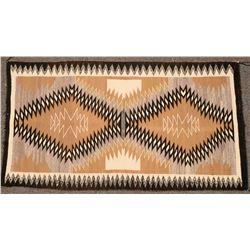 Navajo Double Saddle Blanket  (119188)