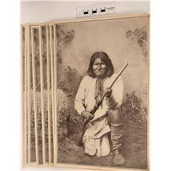 Geronimo Posters (12)  (122899)