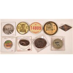 Badge Group  (9)  (125017)