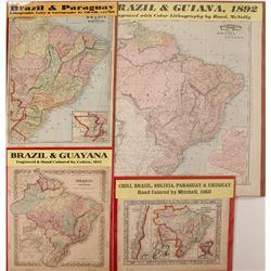 Brazil Maps(4)  (63212)