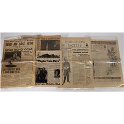 Five Unique & Sometimes Humorous Newspapers  (119384)