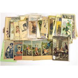 Trade Card Collection  (124126)