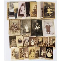 Antique Photographs of Children  (124243)