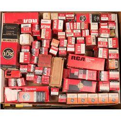 Vacuum Tubes Various Brands 300+  (124500)