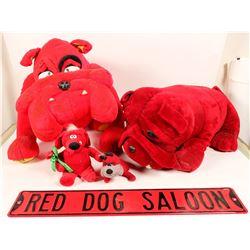 Red Dog Saloon Ephemera  (108257)